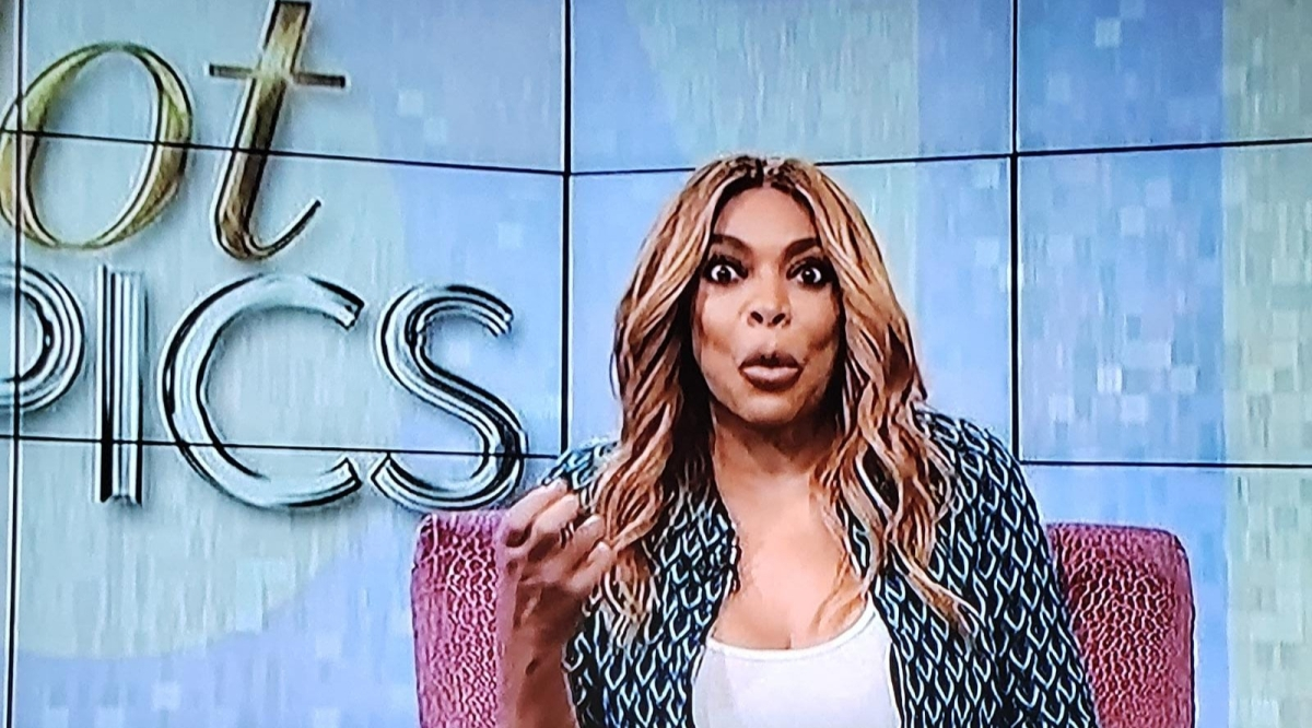 Wendy Williams Reveals Some Hot New Dates!