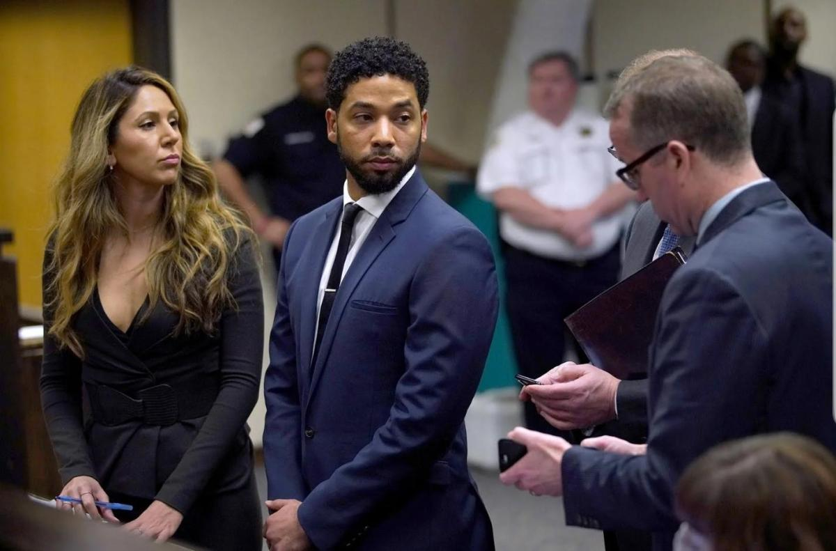 Jussie Smollett Sued For Defamation??!